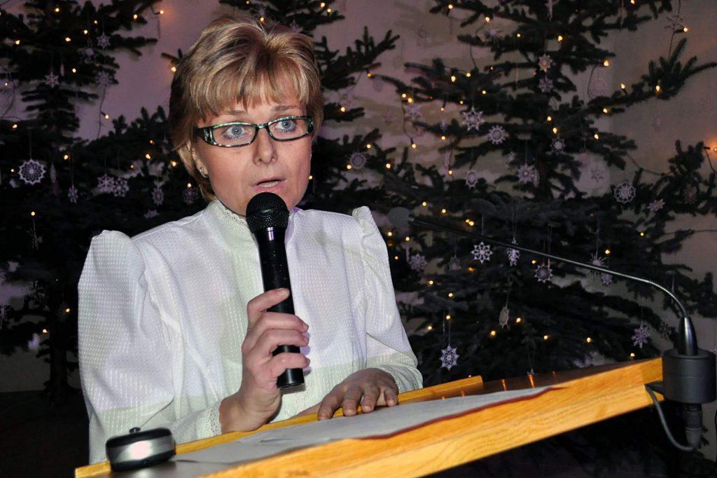 Organizátorka Jana Vidláková